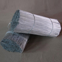 Electro Galvanized Cutting Iron Wire