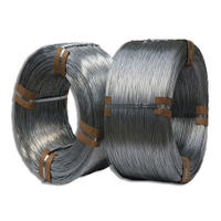 Big Roll Hot-dipped Galvanized Iron Wire