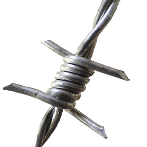 Double Strand Twist Barbed Wire