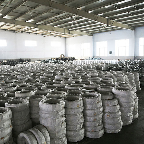 Small Roll Hot-dipped Galvanized Iron Wire